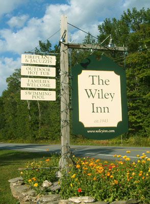 welcome to the wiley inn