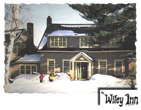 wiley inn peru vermont